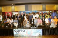 GOPIO  recognizes outstanding students of Indian origin at GYAAN 2017