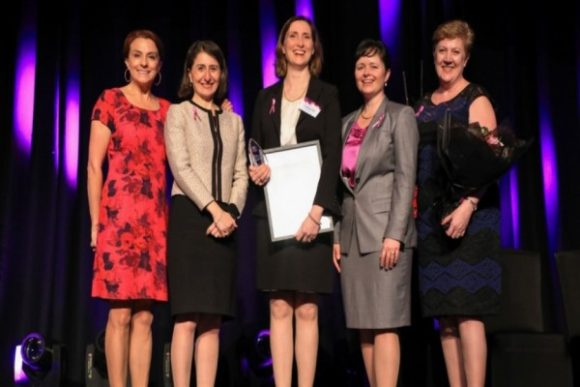 Outstanding women of  NSW awarded