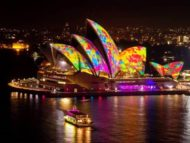 Vivid -'Festival of lights' to illuminate Sydney for 23 spectacular nights