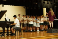 NSW Choirs combine to honor Dr G Yunupingu on Australia Day