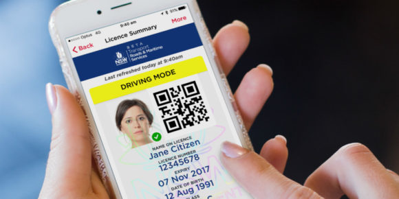 Digital licences for all NSW drivers