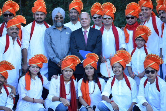 FIAN celebrates Indian Independence Day in Sydney