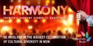2018 Premier's Harmony Dinner nominations open
