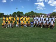 'Battle of the Smashers' charity cricket raised funds for 'VOTSA'
