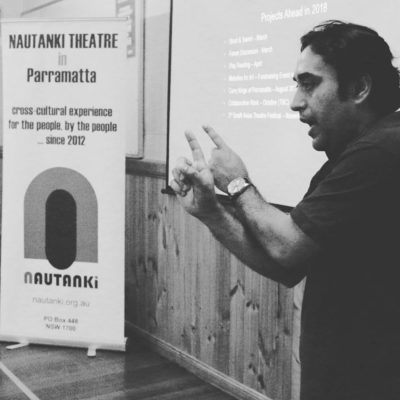 Nautanki Theatre's launches its events calendar for 2018