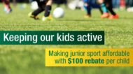 Countdown on  for Active Kids  Program