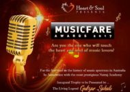 Heart & Soul Productions launches MUSICFARE Awards