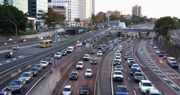 Free rego for frequent Sydney toll road users