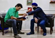 'Coaching cricketers with disability' : Manu Spartan Singh