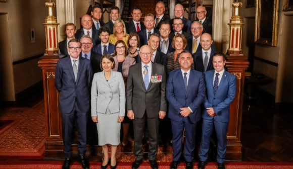 Premier announces new Cabinet