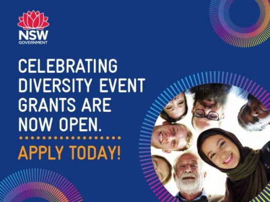 Funding now open for multicultural festivals and events in NSW