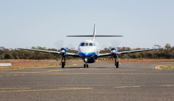 Regular commercial passenger flights will return to western NSW