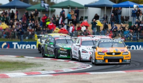 Return of Supercars a boost for regional NSW