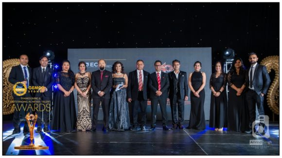 South Asian talent recognised at GEMCO awards night