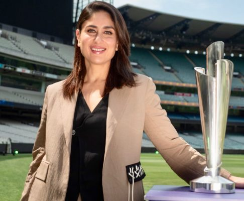 Kareena Kapoor visits MCG to support  ICC Women's T20 World Cup 2020